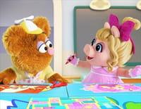 Muppet Babies : Animal laver Animal. - Le palais-pizzeria des meilleurs amis !