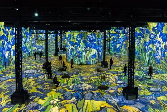 Atelier des Lumières: Van Gogh en projection, Klimt de retour en octobre