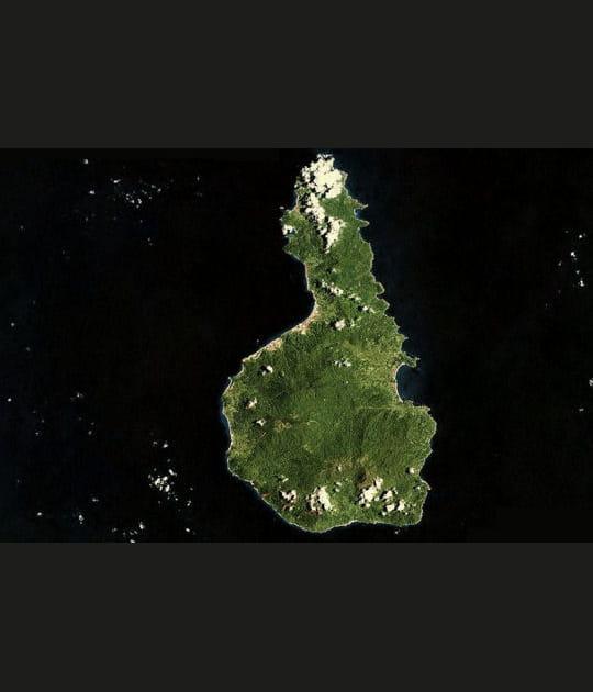 L'île Tioman, la princesse dragon