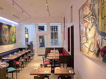 kgb kitchen galerie bis restaurant de cuisine moderne à paris