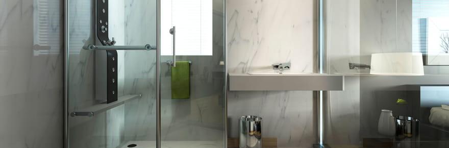 Nos conseils pour aménager une salle de bains adaptée à tous