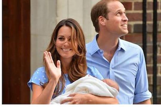 Photo bébé Kate et William: toutes lesimages [PHOTOS & VIDÉO]