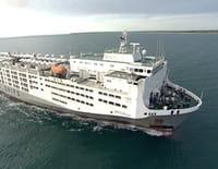 Titans des mers : Le MV Becrux
