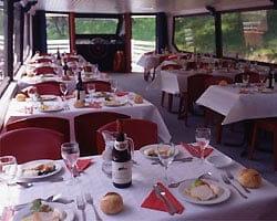Bateau de Besançon le Vauban  - Bateau restaurant de Besançon Le Vauban -   © Bateau de Besançon - Cie Droz-Bartholet