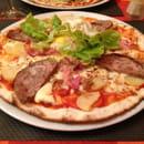 Plat : Anacapri  - Pizza paysanne  -