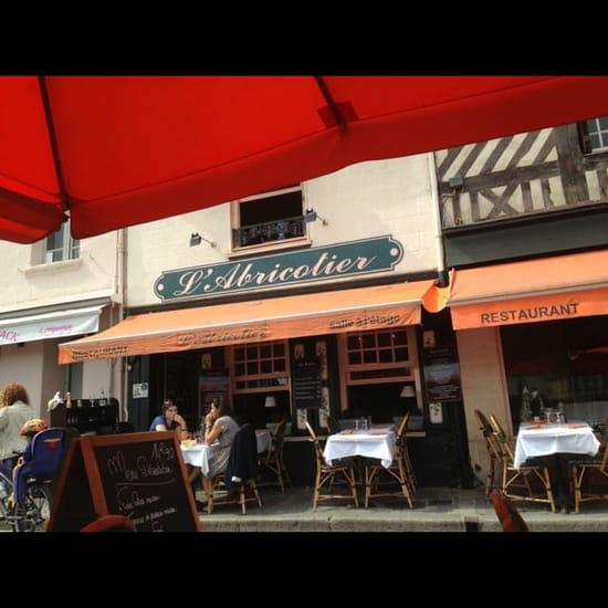 Restaurant : L'Abricotier