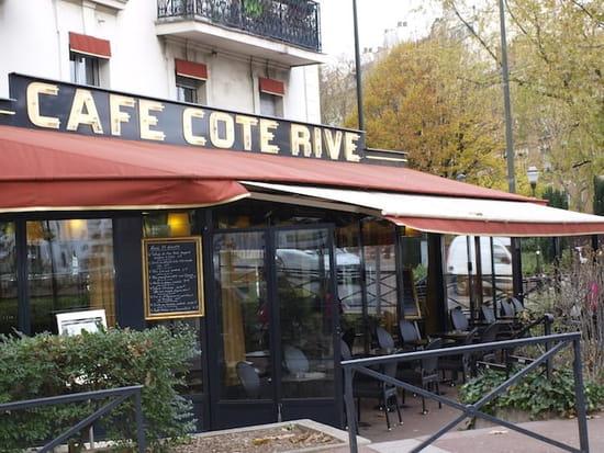 Mon Bistrot Boulogne : caf c t rive brasserie bistrot boulogne billancourt avec linternaute ~ Nature-et-papiers.com Idées de Décoration