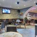 Restaurant : L'Alexandre  - Les 2 salons -   © Philippe G.