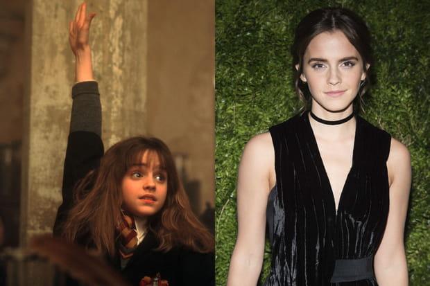 Emma Watson, toujours le même sourire