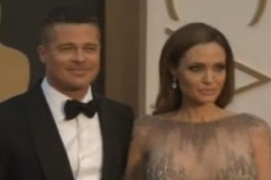 Angelina Jolie et Brad Pitt: mauvais voisins