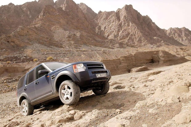 Land Rover Discovery : un SUV increvable