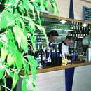 Brasserie l'Océan  - Le Bar, lieu de réalisation de somptueux cocktails -