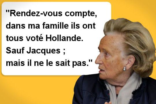 Chirac et le vote Hollande