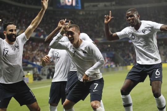 France - Italie: les Bleus s'imposent, le résumé du match
