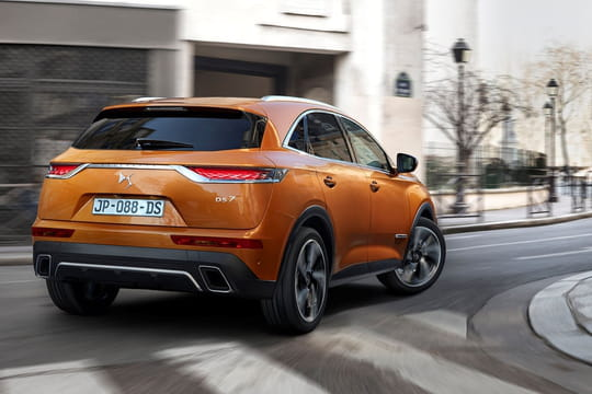 DS7 Crossback : quand arrive-t-il en concessions ? [photos, prix]