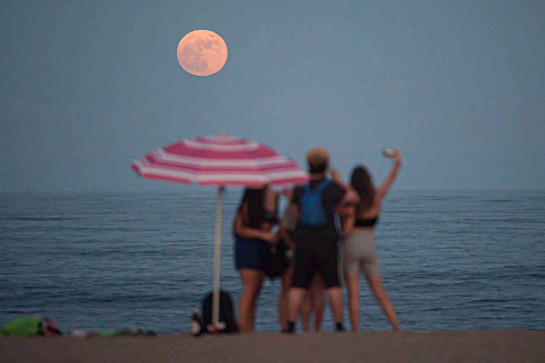 Super Lune2021: les plus belles photos, dates des prochaines