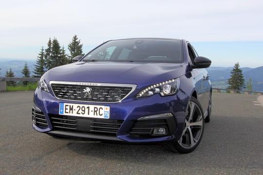 Peugeot 308: que vaut la nouvelle 308? [essai, prix, photos, moteurs]