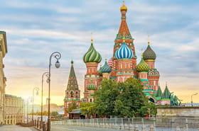 Décalage horaire avec la Russie: heure à Moscou et en France