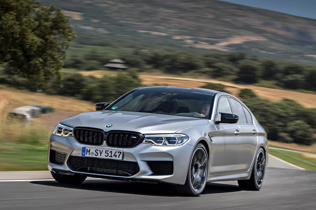BMW M5Competition