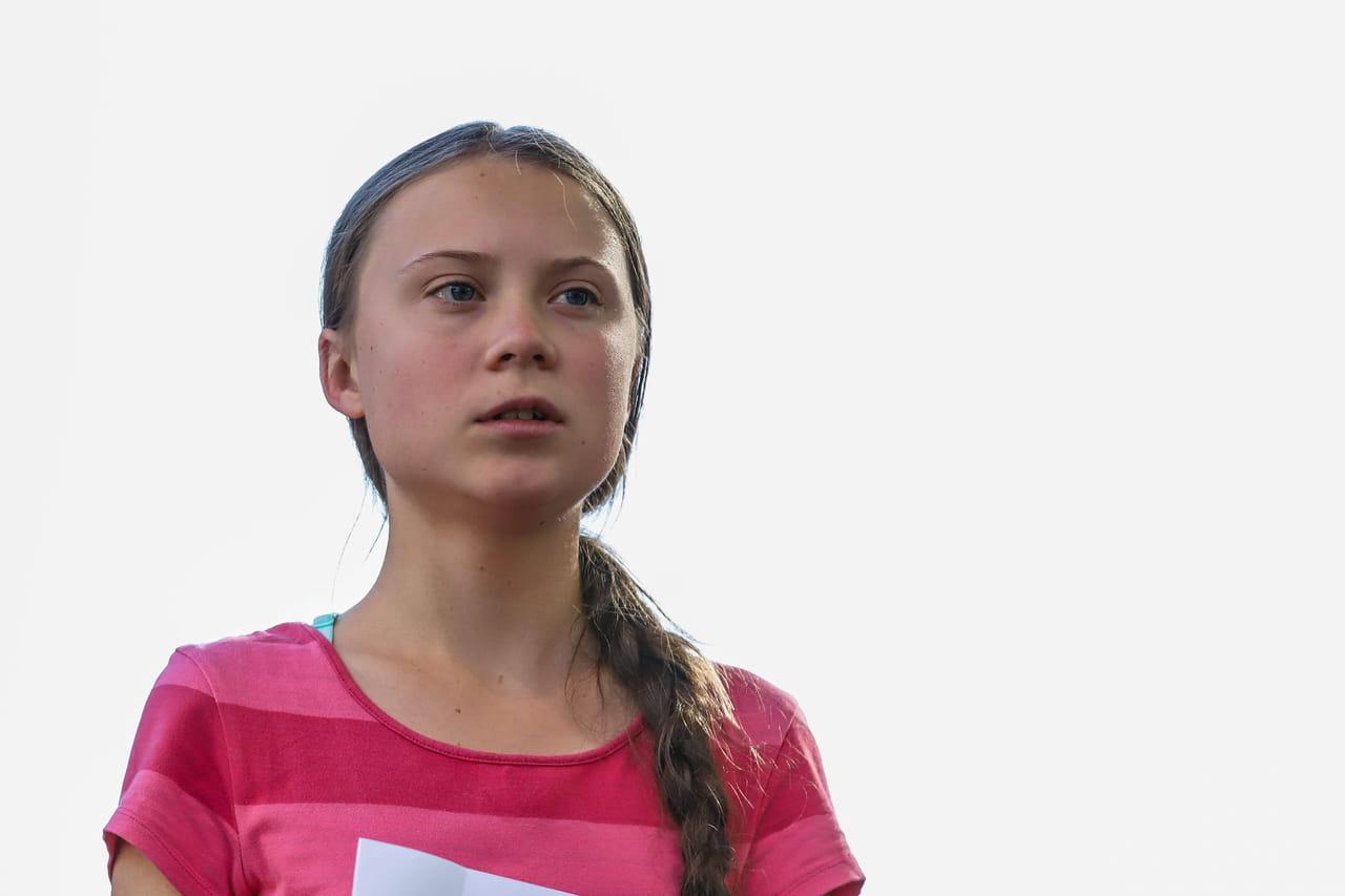 Greta Thunberg: Bernard Pivot crée la polémique... et s'explique
