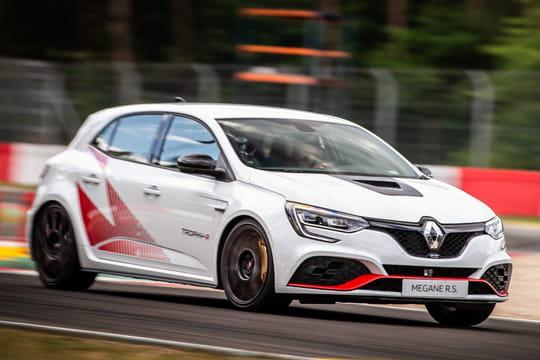 Renault Mégane RS: nouveau record, 500exemplaires pour la Trophy-R?