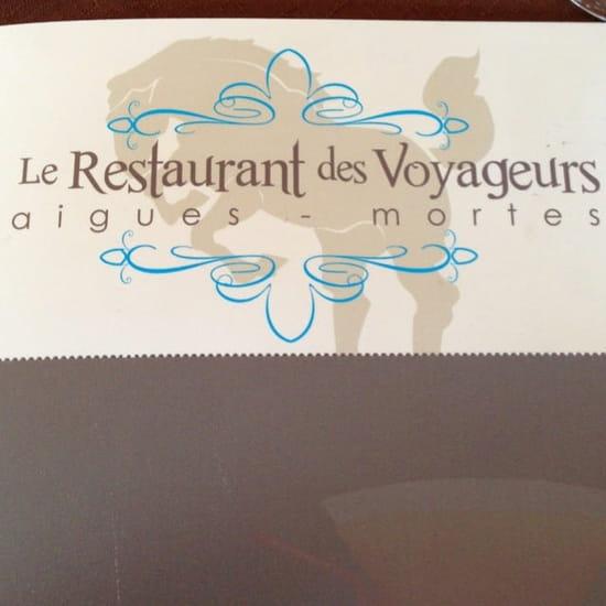 Restaurant : Restaurant des Voyageurs  - Logo -