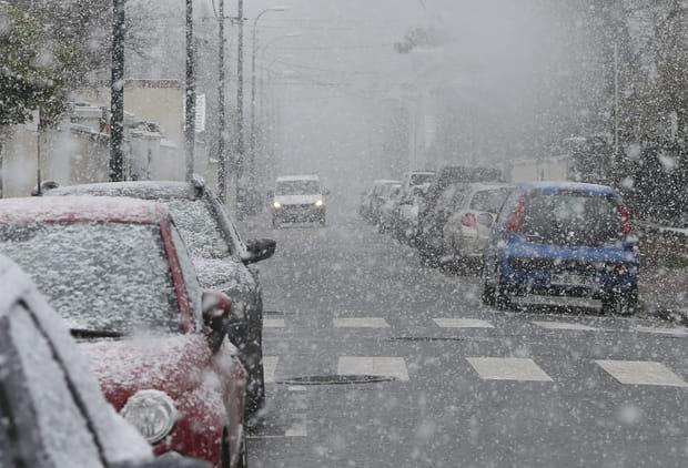 Les images de la neige en France: entre détresse et émerveillement