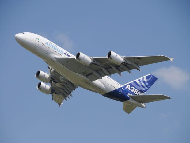 Ces voyages à faire pour profiter de l'A380avant son arrêt définitif