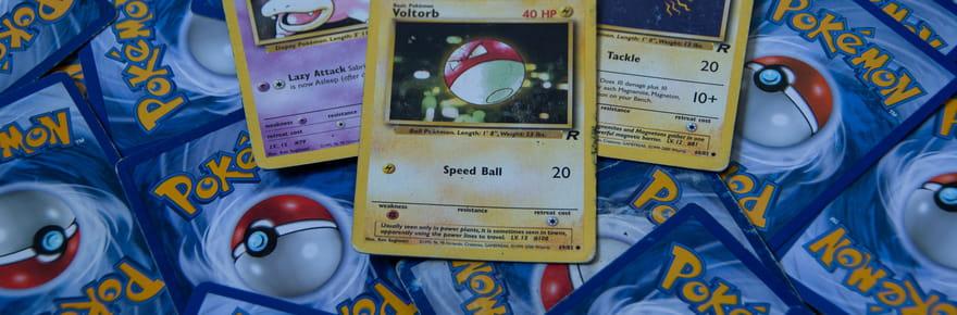 Bon plan cartes Pokémon: où trouver les cartes au meilleur prix?