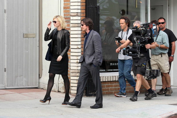 Knight of cups, Hollywood d'après Terrence Malick