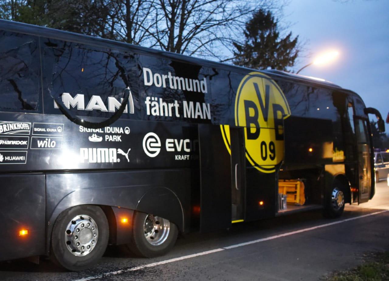Allemagne: 14ans de prison pour l'auteur de l'attentat contre l'équipe de Dortmund