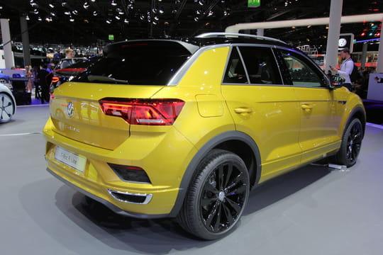 Volkswagen T-Roc: les photos du nouveau SUV à Francfort [prix, infos]