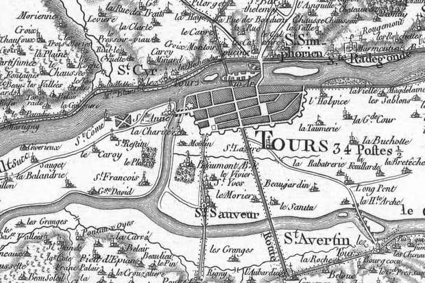 Tours 1760