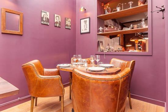 Restaurant : Lou Bistrot  - Verrière -   © Lou Bistrot