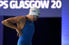 Euro de natation: la France, avec Bonnet et Stravius, sacrée sur 4x100m nage libre mixte