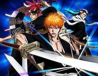 Bleach : Forêt de Menos ! La recherche de la disparue Rukia