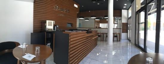 Suandshi  - Interieur du restaurant -