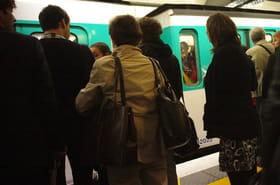 Paris : le pousseur du métro arrêté en flagrant délit