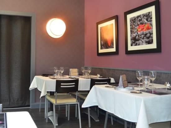 Le Nezel Restaurant  - la petite salle (12 couverts) -   © bdco