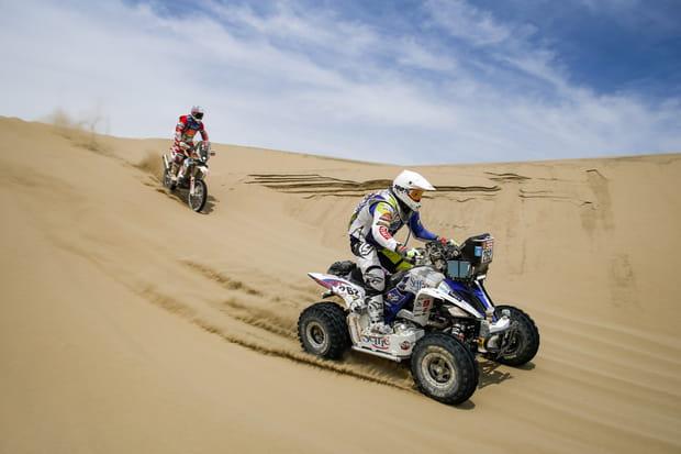 Moto et quad, même combat