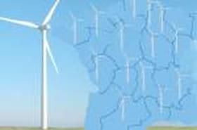 Les régions qui ont le plus d'éoliennes