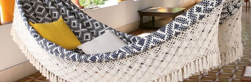 17 hamacs et fauteuils suspendus qui nous donnent envie de faire la sieste