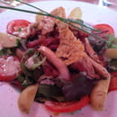 Plat : Les Arcades  - Salade Bressane -