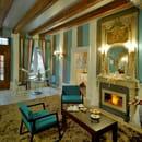 Restaurant : La Pommeraie  - Hall & Salon -   © oui