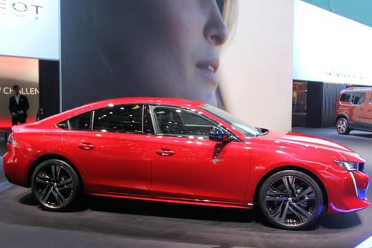 Peugeot 508: on a enfin les prix de la nouvelle 508[photos, infos]