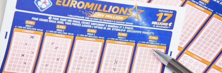 Résultat de l'Euromillion du 16janvier 2018: le tirage a-t-il donné un grand gagnant?