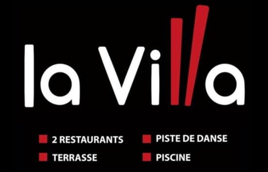 La Villa  - Logo La Villa -   © la villa