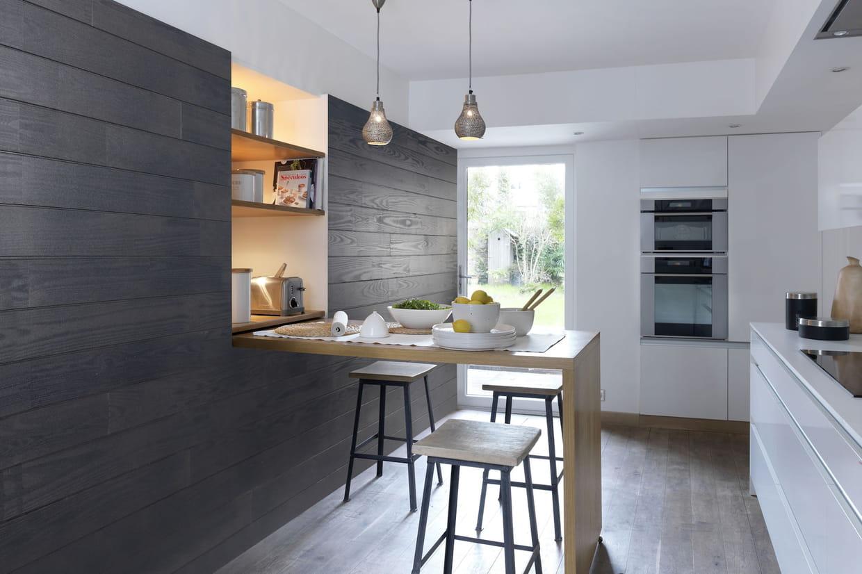 cuisine de caract re. Black Bedroom Furniture Sets. Home Design Ideas