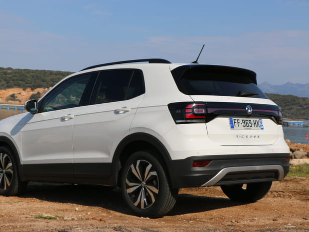 L'essai du Volkswagen T-Cross : petit mais costaud !