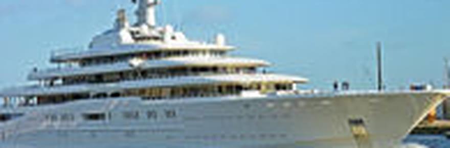 L'Eclipse, lauréat des World Superyacht Awards